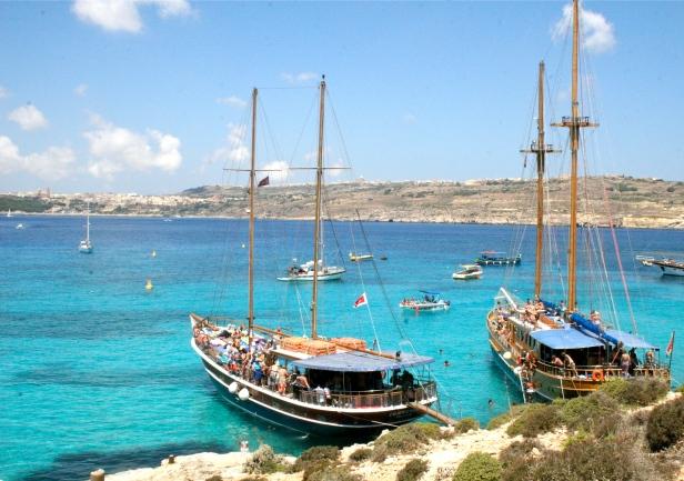 Blue Lagoon (Malta), imagen propia