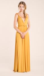 Vestido multiforma de MimètikBCN, foto vía página web de MimètikBCN