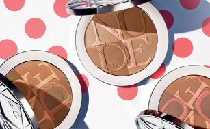 DiorSkin Nude Air de Milky Dots de Dior, imagen de la página web de Dior