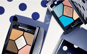 Sombras de ojos Milky Dots de Dior, imagen de Dior