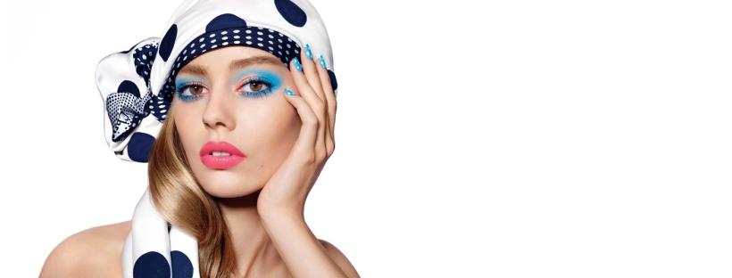 Dior Milky Dots, imagen de la página web de Dior