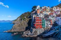 Riomaggiore, vía web de Cinque Terre
