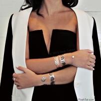 Colección Aurelie, imagen de la página web de flash Tattoos