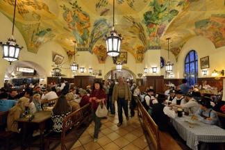 Cervecería Hofbrauhaus, imagen de www.disfrutamunich.com