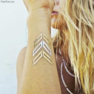 Colección Lena, imagen de la página web de Flash Tattoos