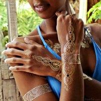 Colección Sheebani, imagen de la página web de Flash Tattoos