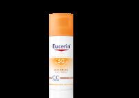 Creme con color CC FP50+, vía web de Eucerin