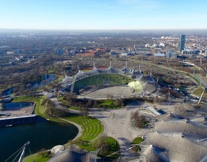 Olympiapark, foto propia