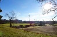 Olympiapark y Olympiaturm, foto propia