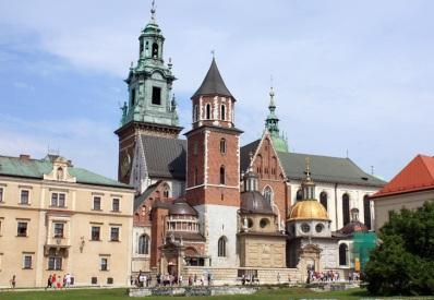 Catedral de Wawel, vía www.europaenfotos.com