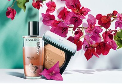 Summer Bliss de Lancôme, imagen de vogawoman.com