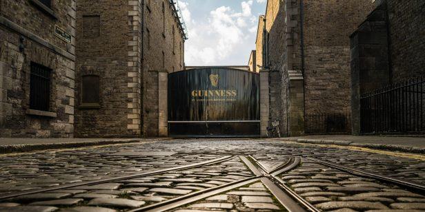 Guinness Storehouse, imagen de la página web clayton hotel ballsbridge