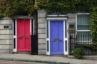 Puertas barrio georgiano, imagen del blog liz-mavrikis